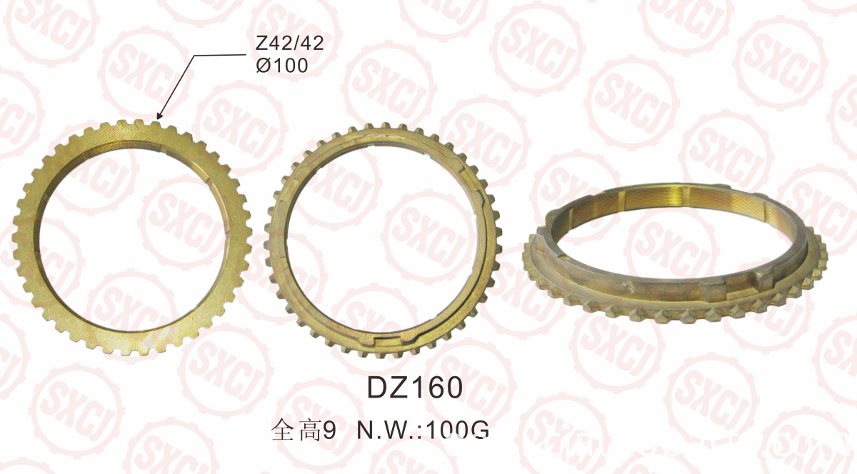 Gear Box Connect Tooth Ring