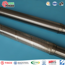 Stainless Steel Bridge Slot Screen Pipe for Water Well