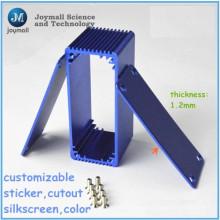 Custom Die Casting Used for Aluminum Profile Box