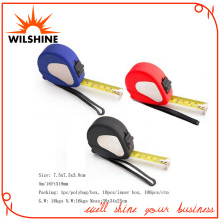High Quality Gift Steel Measuring Tape with Rubberized Case (TM599)