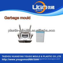 indoor dustbin garbage bin mould/china dustbin garbage bin mould,factory dustbin garbage bin moulding moulding