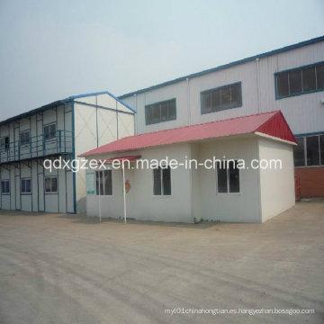 Casa modular prefabricada (pH-76)