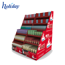 Paper Nail Polish Stand,Store Retail Table Nail Polish Rack