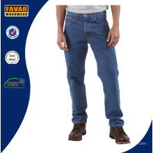 Traditionelle Arbeit Fit Jeans Herren