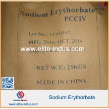 Sodium Erythorbate CAS 6381-77-7 Fornecedor Chinês