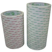 Tissue Double Side Tape mit Lösungsmittelkleber