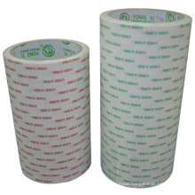 Double-Side Tape with Solvent Adhesive
