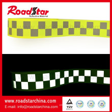 Hot sale reflective Warning tape for firefighter