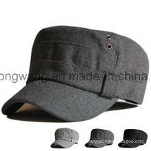 Customized High Quality Baseball Army Cap, Sports Hat