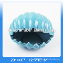 Hochwertige Muschelform Keramik Aschenbecher Großhandel
