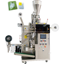 Tea Bag Packing Machine With Outer Envelope
