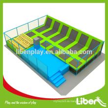 Fabrikpreis Outdoor & Indoor großen Trampolin Park zum Verkauf, Trampolin für Vergnügungspark LE.T2.504.091.02