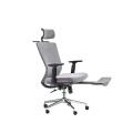 Prix EX-usine Cintre de chaise ergonomique minimaliste moderne à grille élevée