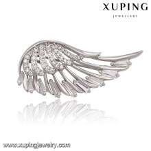 00024-xuping fashion latest cheap elegant angel wings brooches