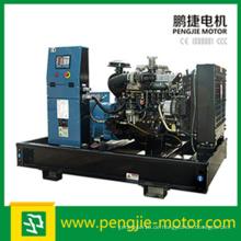 Schnelle Lieferung Wasser gekühlt 200kw 250kVA Open Type Generator Diesel