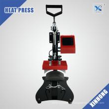 Xinhong New Design Low Price chapéu máquina de transferência de calor