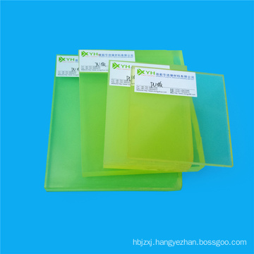 10 12 Inch Heat Transfer Flexible PU Sheets