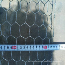 "galvanized 1/2"" 1/4"" chicken wire mesh / poultry wire 1/2 hex mesh chicken wire"