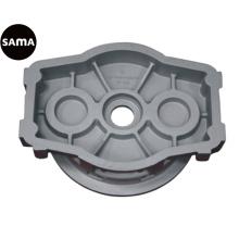 Fundición de arena de gravedad de aluminio para caja, caja, cubierta, base, soporte