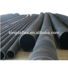 Steel Wire braided SAE 100 R4 corrugated hydraulic rubber hose flexible hose with free samples