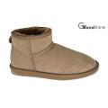 Mulheres Classic Sheepskin tornozelo botas