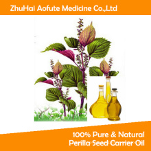 100% Pure & Natural Perilla Seed Carrier Oil