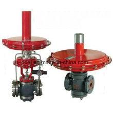 Micro-vanne de régulation de pression auto-actionnée