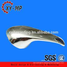 Family usage door handle zinc alloy die casting zinc products