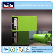 Revestimento de alto brilho garantido qualidade do pó do pulverizador para o tanque de armazenamento da água