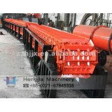 Transportador industrial, minería equipo de transportación