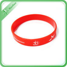 Colorful Cutomized Silicon Wrist Band
