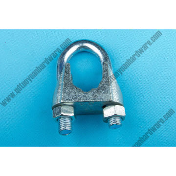 DIN741 Wire Rope Clip/Galvanized Clamp Marine Hardware