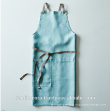 Apron With Sleeves