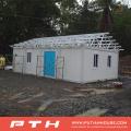 Casa pré-fabricada pré-fabricada de alta qualidade como edifício modular