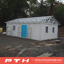 China High Quality Prefabricated Container House Building