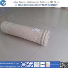 PPS zusammengesetzte HEPA-Luftfilter-Taschen-Staub-Kollektor-Tasche für Industrie