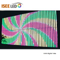 Luz de tubo digital RGB LED Slim DMX