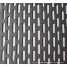 Galvanisiertes perforiertes Metallblech in Elektro