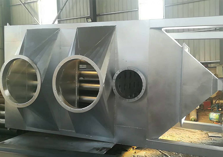 Stainless steel dust collector
