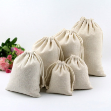 Cotton line store bags for flour Coffee bean