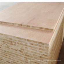 Bbcc Grade Okoume Block Board Contraplacado / Bintangor Block Board Contraplacado para Móveis / Decorativos
