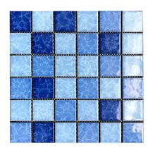 cheap foshan swimming pool tile anti slip ceramic mosaic
