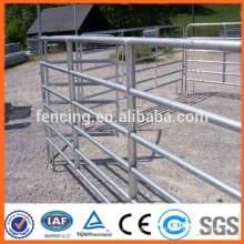 galvanized farm livestock fence panel/metal livestock panel/duty temporary farm livestock panel