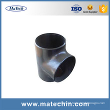 China Foundry Supplies Ggg50 Ductile Cast Iron Welding Elbows Fittings