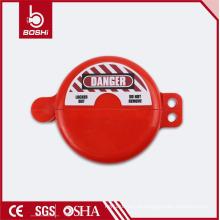 BOSHI ABS Cylinder Tank Lockout Projetado para o Tight Sapce BD-Q21