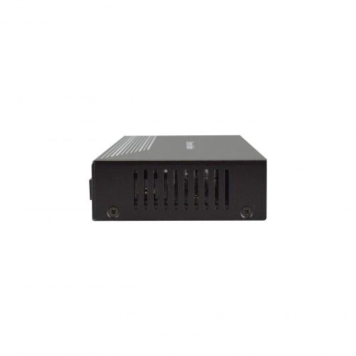 Commutateur Ethernet POE Smart 8 et 100M Ports