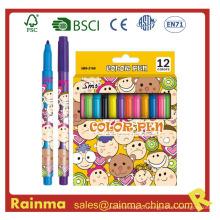 Nice Design Water Color Pen na caixa de papel