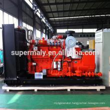 CE approved Cummins engine/Deutz engine gas electric generator