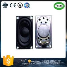 8ohm 1W Micro Speaker Component pour ordinateur portable
