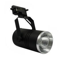 led track light 14w black finishing